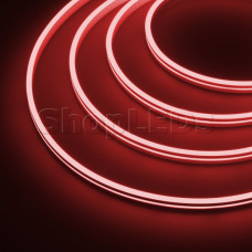 Гибкий неон ARL-MOONLIGHT-1004-SIDE 24V Red