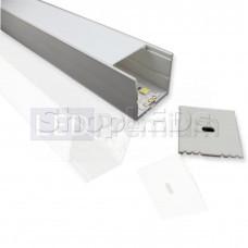 Накладной алюминиевый профиль SLA-23 [35x35mm]