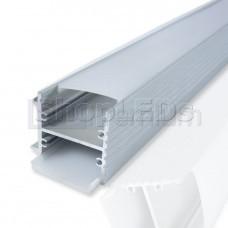 Двухсторонний алюминиевый профиль SLA-25 [35x35mm]