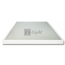 LED светильник Армстронг 40W 600x600x40 White ПРИЗМА