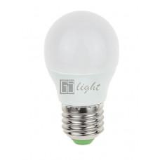 Светодиодная лампа E27 7.5W 220V ШАР Day White